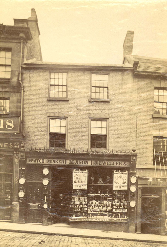 Old-Photo-of-Masons-Shop-on-High-St-resized